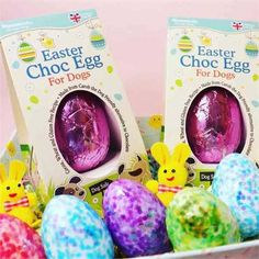Specially designed pet treats for Easter from Pet Planet for your pet #dog. Made especially from ingredients that suitable for your pet. Eggs For Dogs, Making Easter Eggs, Easter Egg Designs, About Easter, Dog Cakes, Essential Oil Scents, Easter Traditions, Easter Chocolate, Pet Treats