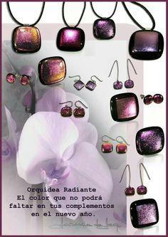#orquidearadiante #daviniadediego#complementos #handmade#outfit