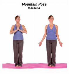 The Standing Mountain Posture