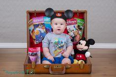 Disney baby photo - Pre-Trip Report: Walt Disney World Spring 2013