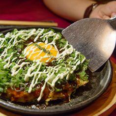 Hoy vienen los Reyes de Oriente! Qué mejor manera que esperarlos con un rico okonomiyaki de #hanakura.