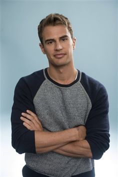 theo james | Theo James and Smiling (#3205891) / Coolspotters
