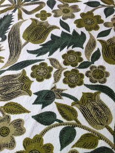 vintage barkcloth (happybuddhabreathing)
