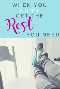 Are your demands following you? God invites you to rest. Mark 6:31