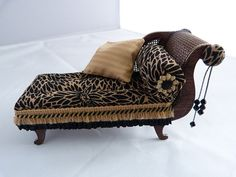 Hey, I found this really awesome Etsy listing at http://www.etsy.com/listing/123328462/antique-dollhouse-chaise-longue-in-black