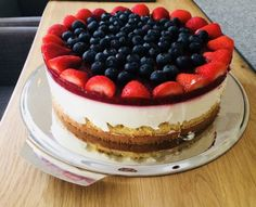 Joghurttorte - New Ideas Mini Desserts, Sweet Cakes, Allrecipes, Tiramisu, Sweet Tooth, Cheesecake, Low Carb, Lunch, Dinner