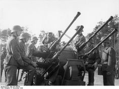 2cm Flakvierling 38 of the 'Grossdeutschland' Panzergrenadier Division