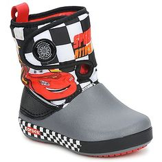 Children's Boot Inspired by Lightning McQueen!