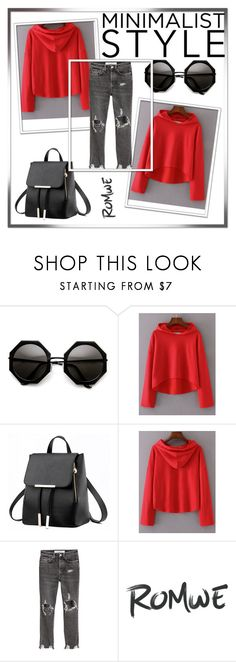 """Romwe contest"" by melisa-j ❤ liked on Polyvore"