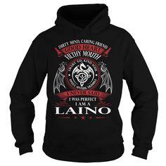 LAINO Good Heart - Last Name, Surname TShirts