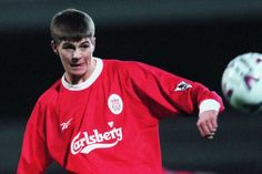 Steve Gerrard loans his collection of football memorabilia to Liverpool Football Club museum