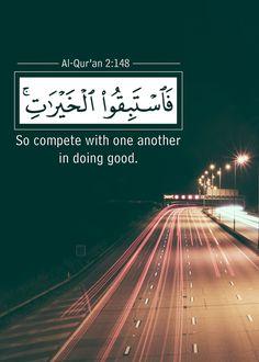 Al-Baqarah. Beautiful Quran Quotes, Quran Quotes Love, Quran Quotes Inspirational, Allah Quotes, Arabic Quotes, Quran Sayings, Hindi Quotes, Islamic Qoutes, Muslim Quotes