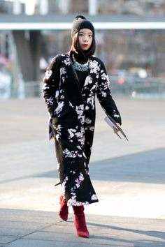 New York Fashion Week | Day 6 | The Impression