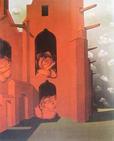 Hommage a Urbain Grandier by Felix Labisse