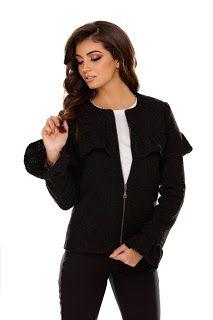 jachete_de_toamna_chic_si_confortabile_2 Blouse, Long Sleeve, Sleeves, Sweaters, Women, Fashion, Moda, Long Dress Patterns, Fashion Styles