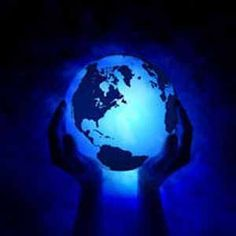 The New World Order: Facts & Fiction by Mark Dice Im Blue, Deep Blue, Image Bleu, Everything Is Blue, We Are The World, Blue Aesthetic, Something Blue, Electric Blue, Mother Earth