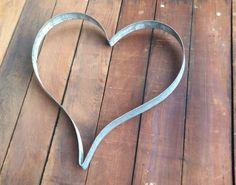 diy wine barrel hoop heart - Google Search