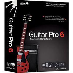 Arobas Music Guitar Pro 6.0 Tablature Editing Software