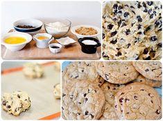 Receta de galletas, muy rica y fácil.