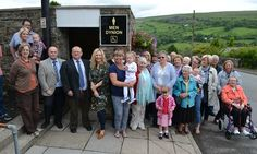 Visitors to Pontsticill in Merthyr Tydfil are now able to spend a penny in comfort following the unveiling of the village's refurbished public toilets.
