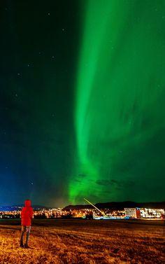 Aurora in Trondheim by Aziz Nasuti on 500px