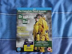 #Breaking bad - #series 3 - complete (blu-ray, #2013, 3-disc set),  View more on the LINK: 	http://www.zeppy.io/product/gb/2/301869471093/