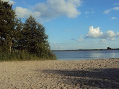 Erkemederstrand, Zeewolde, Holland'13 Strand, Holland, Camping, Celestial, Sunset, Beach, Water, Holiday, Outdoor