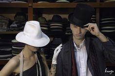 Glamour Hat by BORSALINO
