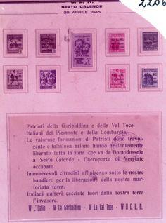 Mostra documentaria-filatelica, Genova, 1975.