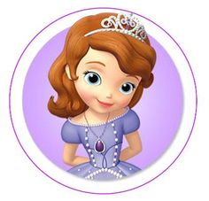 pegatinas de la princesita sofia - Google Search