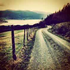 Long walks.....