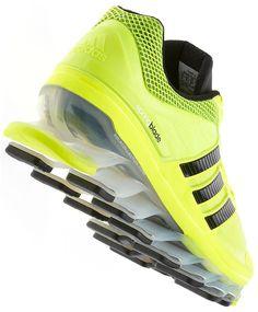 adidas Springblade Electricity Black