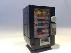 Lego vending machine.. Cool