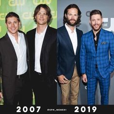 Winchester Brothers, Sam Winchester, Jared And Jensen, Jensen Ackles, After All These Years, Jared Padalecki, Misha Collins, Destiel, Tv Shows