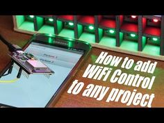 How to add WiFi Control to any project || ESP32 Beginner's Guide - YouTube