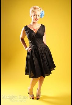 From Pinup Girl Clothing. ZOMG I want everything on this site!