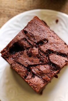 Really nice recipes. Every hour. • Beer Brownies with Salted Whiskey Caramel Really...