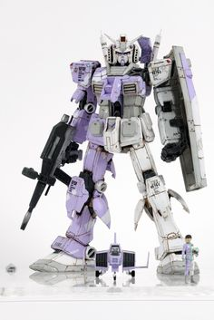 [PG] Hybrid Gundam RX-78-2  2011 GBWC