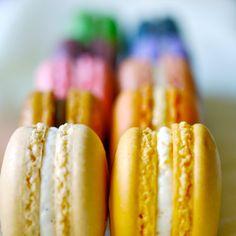 J'ai fais un peu de recherche et j'ai trouvé les plus belles photos et réalisations de macarons originaux ! A vos idées !!! Macarons...