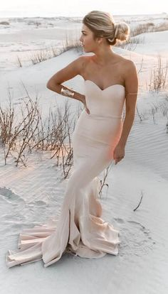 we love the simplity of this dress