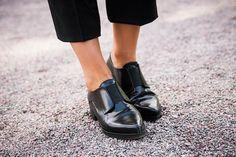 Apuesta por un estilo masculino para mujeres, estos zapatos son cómodos y elegantes...¿Qué más se puede pedir? #zapatos #masculinos #comodos #moda #mujer