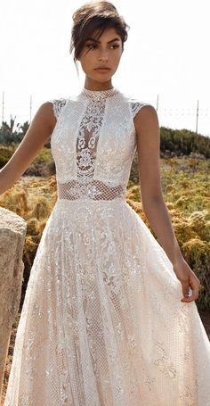 gorgeous wedding dresses designer cinderella blush gown 2017 - 2018