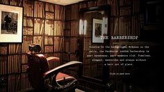 Pankhurst London Barbershop | 37 Savile Row, London W1S 3QD
