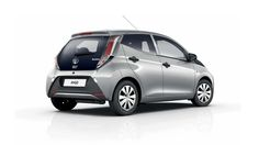 #AYGO | Small #Cars | #City Cars Farmer & Carlisle #Toyota #Leicester & #Loughborough