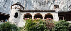 Beatushöhlen Thunersee Berneroberland Schweiz