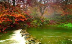 ✔ Los paisajes más hermosos del mundo (24 fotografías inéditas)   Banco de Imagenes