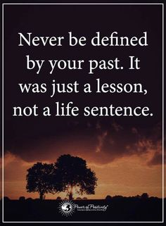 Never Be Defined