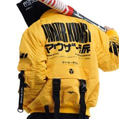 Browse all products in the Hoodies category from by Cyberpunk Clothes, Cyberpunk Fashion, Black Bomber Jacket, Bomber Jackets, Japanese Streetwear, Creation Couture, Future Fashion, Edgy Outfits, Shirt Designs