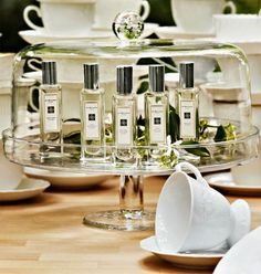 Jo Malone Tea Collection! I love the sound of the Earl Grey and Cucumber perfume.
