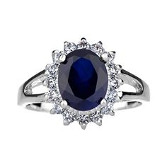 Inspired Kate Middleton Ring Silver Tone ** Visit the image link more details.(This is an Amazon affiliate link and I receive a commission for the sales)